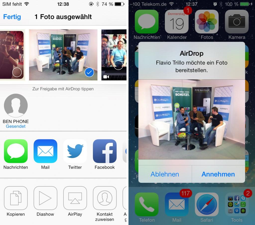 Приложение transfr - передача фото и видео файлов между iphone, ipad и mac с помощью wi-fi и bluetooth