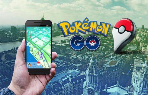 Pokemon go официальный релиз