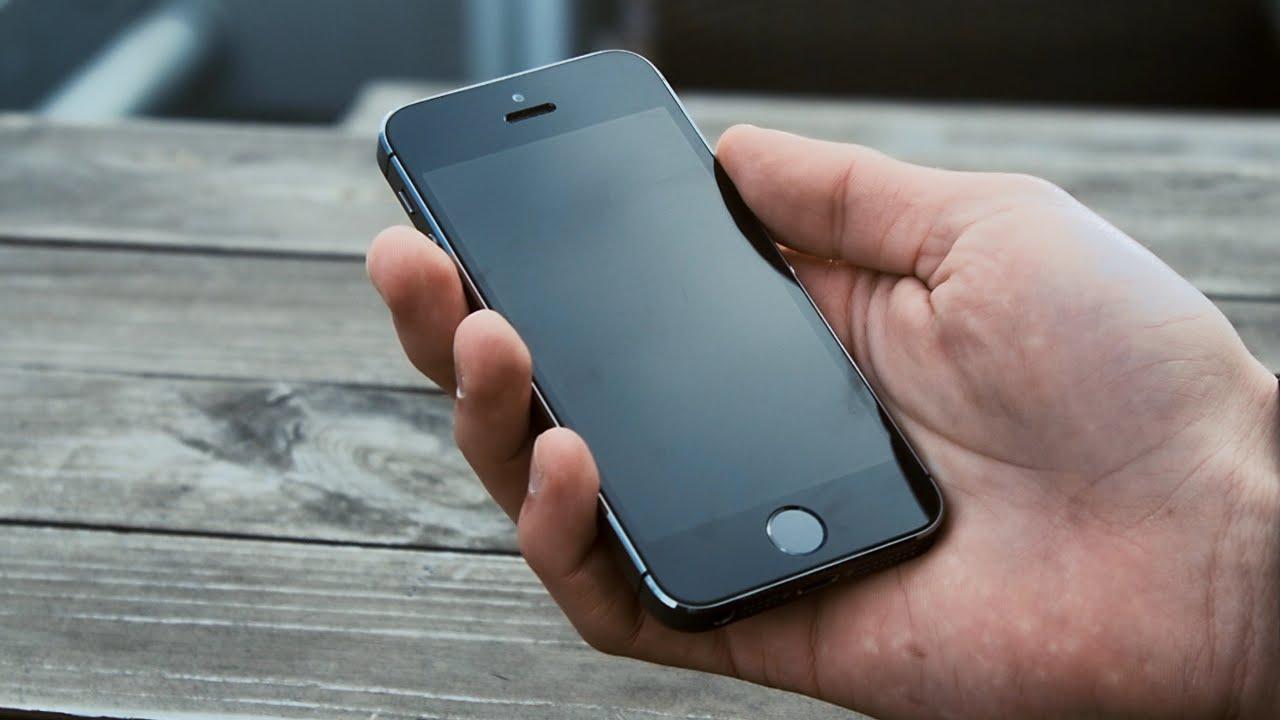 обзор айфона 5с с алиэкспресс